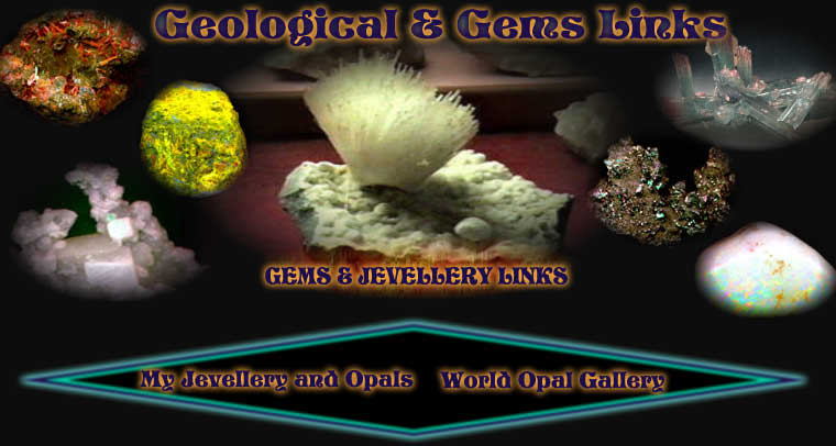 Geological & Gems Links